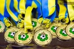Награждение Фортуны в Федерации Киева